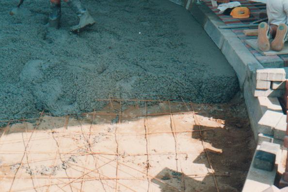 Hormigon impreso terrassa materiales de construcci n for Pavimento de hormigon barcelona