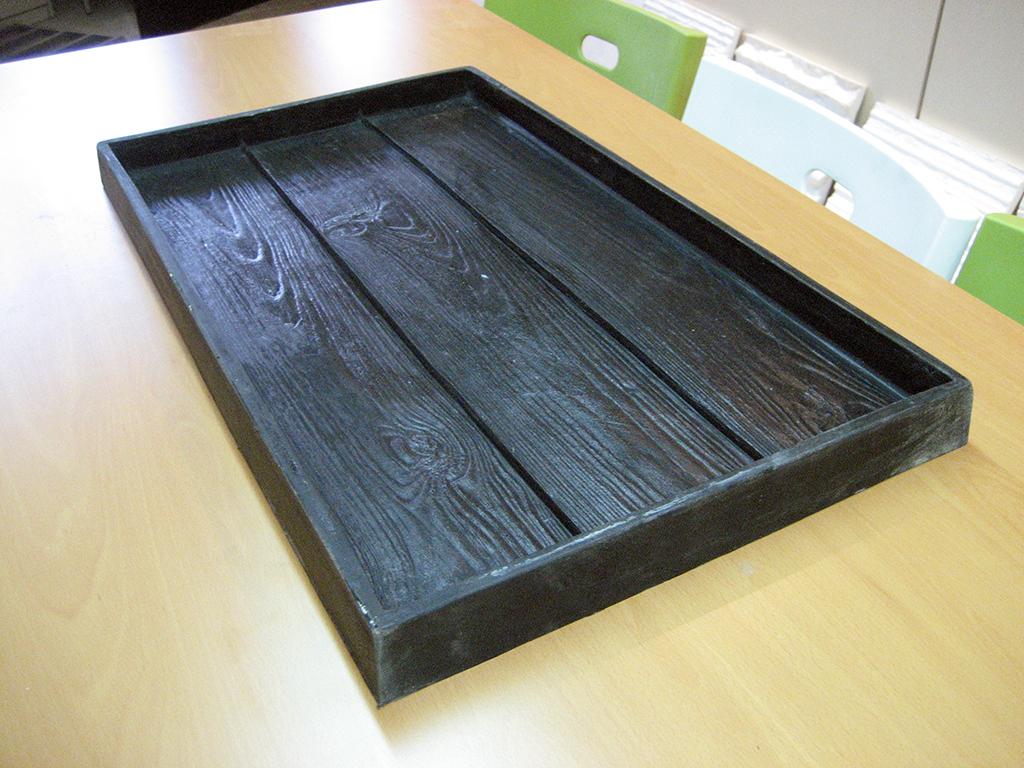Placas imitaci n madera decomol bdn s l moldes para - Placas imitacion piedra ...