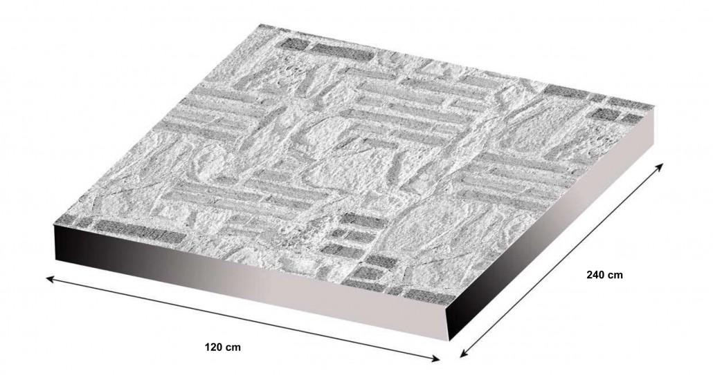 Piedra vieja molde en poliuretano ref - Piedra artificial barcelona ...