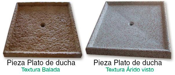 Piedra artificial para piscinas precios elegant molduras - Plato ducha piscina ...