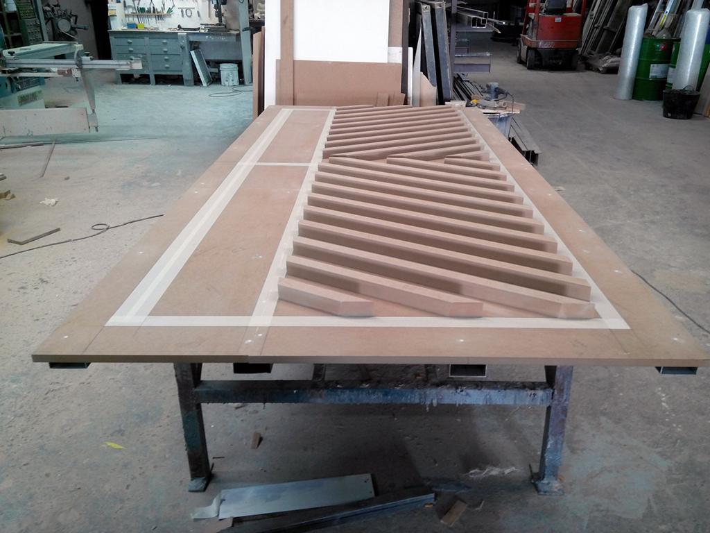 Galer a de proyectos moldes para impresi n de hormig n for Moldes baldosas hormigon
